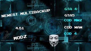 Ps3 | OFW | No-Jailbreak | NEWEST MultiBackup | Tutorial | Mod Menu