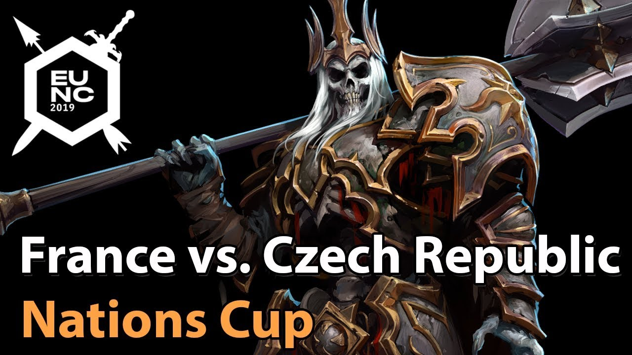 ► France vs. Czech Republic - Nations Cup Groupstage - Heroes of the Storm Esports