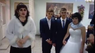 ДА! Отзыв со свадьбы 18 ноября 2016 г  ОМСК! НАДЕЖДА ФОТ! 89088009237