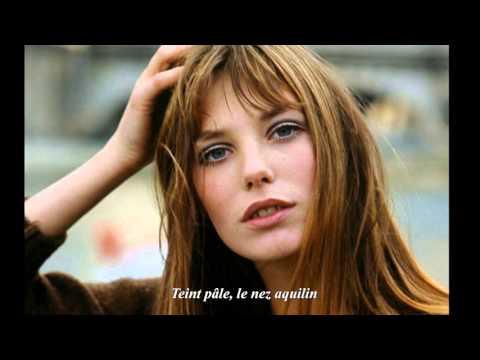 Mix - Jane Birkin et Serge Gainsbourg - Jane B. - 1969 - avec les paroles