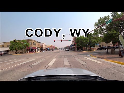 Cody, Wyoming - Drive - US Hwy 14