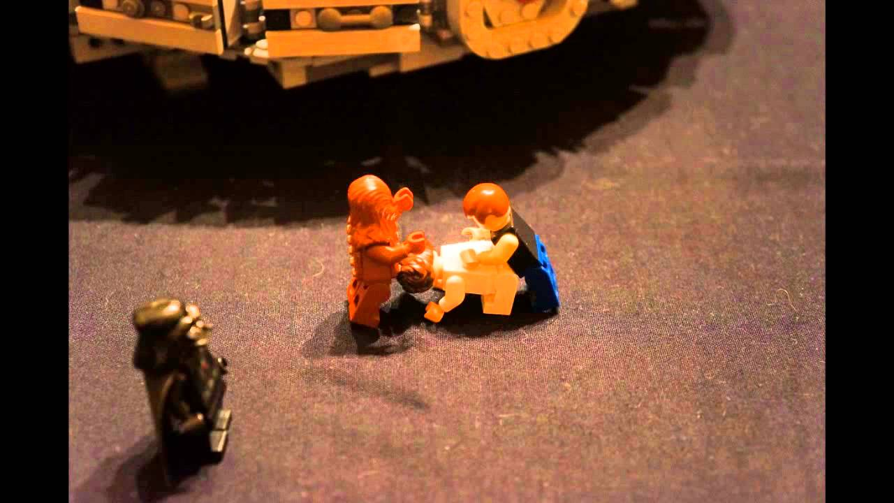 Lego Star Wars Stop Motion Porn - Youtube-2945