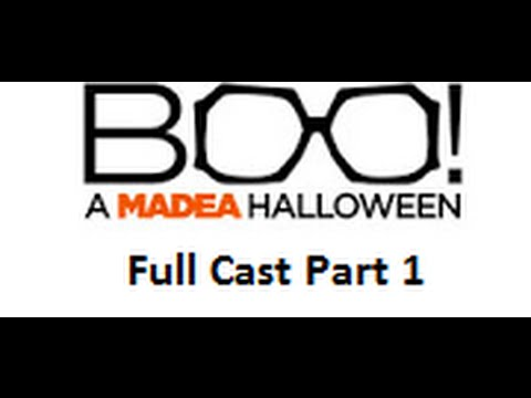 Boo ! A Madea Halloween Full Cast Part 1 - YouTube