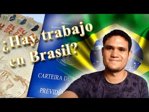 ¿Hay trabajo en Brasil? Manaos |  VLOG