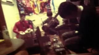 Sasakino Records Live vol.3でのライブ映像 シタール×タブラ×ギターの...