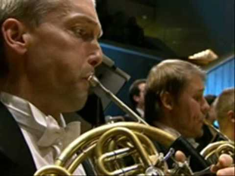 Schumann 3rd Symphony, 2nd mov. Horn section solo