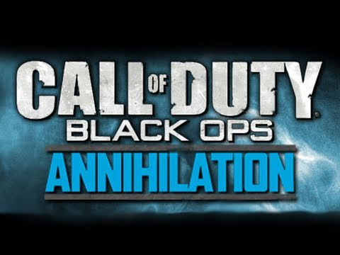 "Call of Duty: Black Ops ""Annihilation"" Official Trailer - ""Shangri La"" Zombies gameplay! - Map Pack"