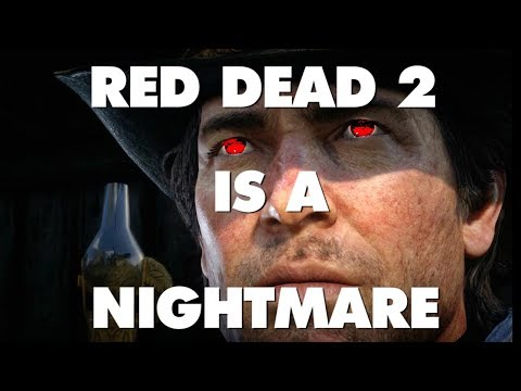 Red Dead Redemption 2 Is An Absolute Nightmare - This Is Why