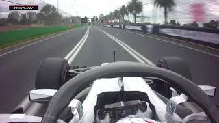Lewis Hamilton's Pole Lap | 2018 Australian Grand Prix
