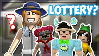 Bloxburg Mother of 3 Children... WE WON THE LOTTERY? PART 7 (Roblox Roleplay)