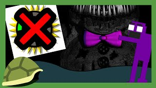 Game Theory Was Wrong about fnaf 4