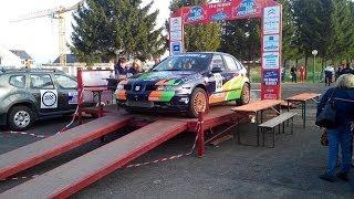 Rallye Des Ardennes 2014 Seat Leon 1.8T 20V Caméra Embarquée
