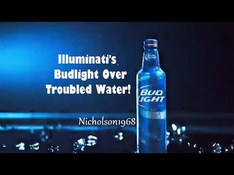 IIIuminati's Extended Budlight Over Troubled Water!False Flag Coming!Aluminum Cool(Atomic #13