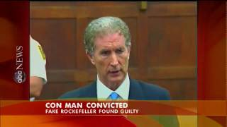 Fake Rockefeller Found Guilty of Kidnapping