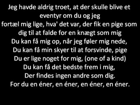Joey Moe - Dú En Èner - lyrics