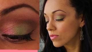 Spring Affair: Maquillaje para la primavera + moda