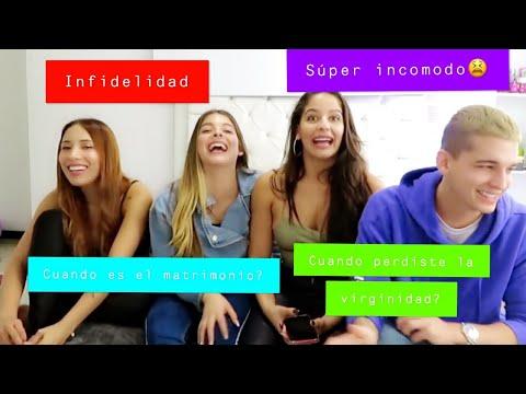 PREGUNTAS INCOMODAS CON LEGARDA Y LUISA FERNANDA W