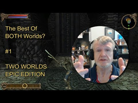 TWO WORLDS EPIC EDITION - The Best Of BOTH Worlds? #1