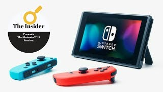 The Insider #92 - The Nintendo 2019 Preview
