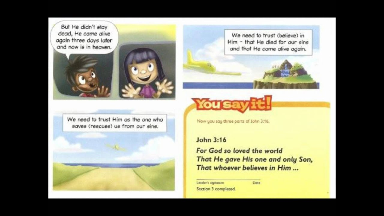 picture about Awana Sparks Verses Printable named Awanna: Sparks Flight 3:16