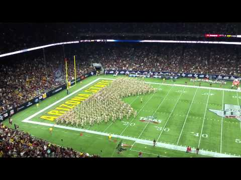 Fightin' Texas Aggie Band - Advocare Texas Kickoff - 9/5/2015