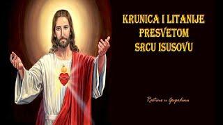 Repeat youtube video Krunica Srcu Isusovu - Zlatna krunica