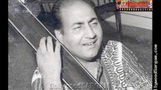 Mohd Rafi and Chandrani Mukharjee-is ishq mohabbat ki-Zulm Ki Pukar
