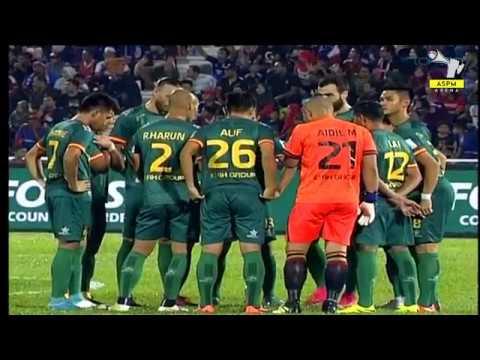 Liga Super Malaysia 2017 (Matchday 16): JDT vs Sarawak (3-1) EXTENDED Highlights [15 July 2017]