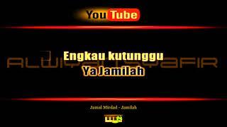 Karaoke Dangdut    Jamilah    Tanpa Vokal