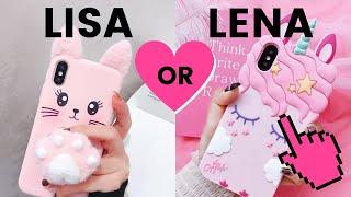 LISA OR LENA 💜 #1
