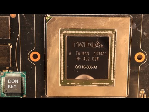 How to reflow a GPU from start to finish #1 preparing the card for BGA reflow