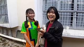 Thực hành phỏng vấn Ngữ Văn 11| Lớp 11/11 Trường THPT Hòa Vang| TP. Đà Nẵng| Anh Lưu Gaming