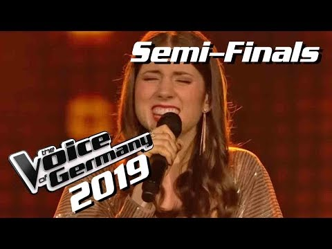 Dolly Parton - Jolene (Mariel Kirschall)   The Voice Of Germany 2019   Semi-Finals