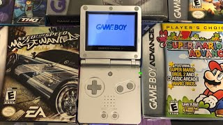 Using a GameBoy Advąnce SP in 2020 (Review)