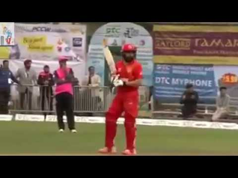 6 Sixes by Misbah Ul Haq | 82* off 37 balls for Hong Kong Island United against Hung Hom Jaguars |
