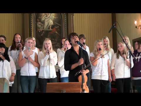 Fairytale. Alexander Rybak, Koriallverda, Evje 26.08.2012