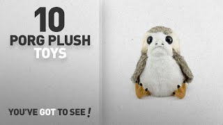 Porg Plush Toys: The Last Jedi: Life-Sized Interactive Action Porg Plush