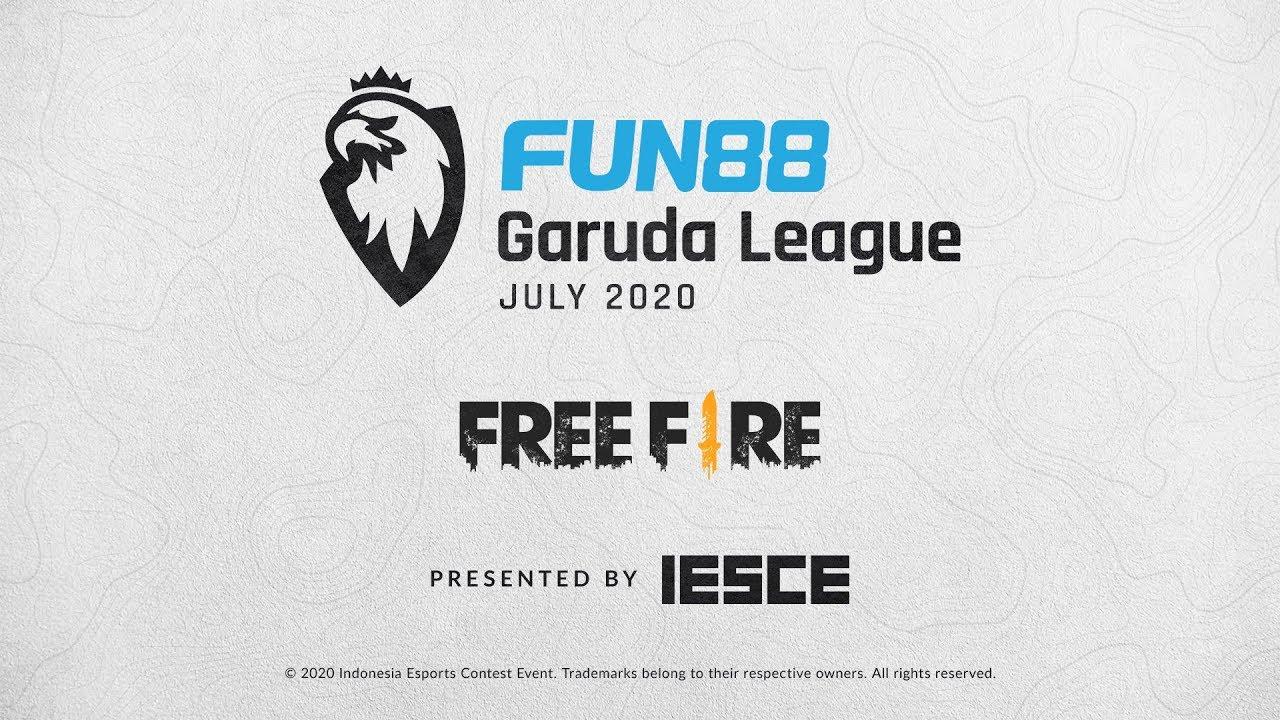 FUN88 GARUDA LEAGUE JULY 2020 FF DAY 6 - IESCE ESPORTS TOURNAMENT