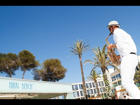 Nikki Beach Ibiza 2015 White Party / Grabo Bakos