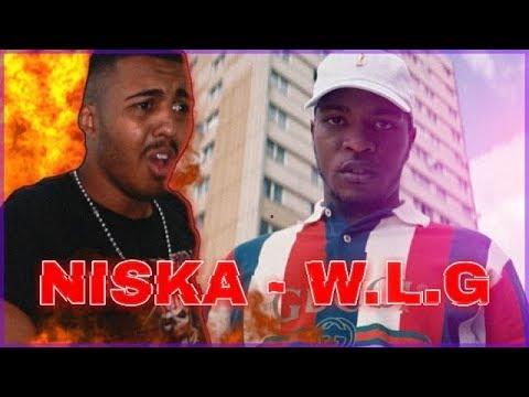 Niska - W.L.G (Clip Officiel) (Reaction)
