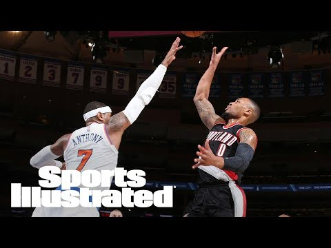 Damian Lillard: Why Carmelo Should Waive No-Trade, Join Blazers | SI NOW | Sports Illustrated