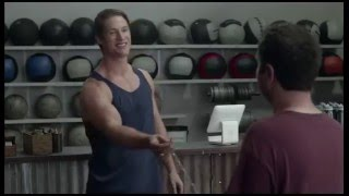 Planet Fitness Bathroom Key (Tire Flip) Commercial