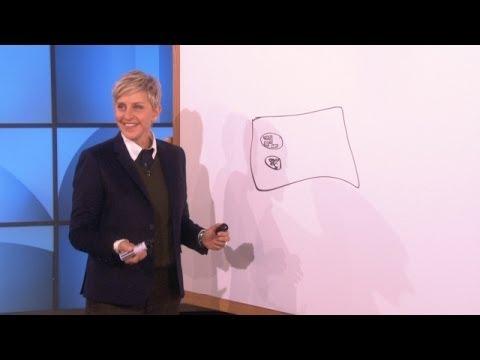 Ellen's Got Your Thanksgiving Seating Plan