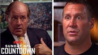 Ben Roethlisberger talks to Chris Berman about Mason Rudolph, Ryan Shazier and 2017 losses | ESPN