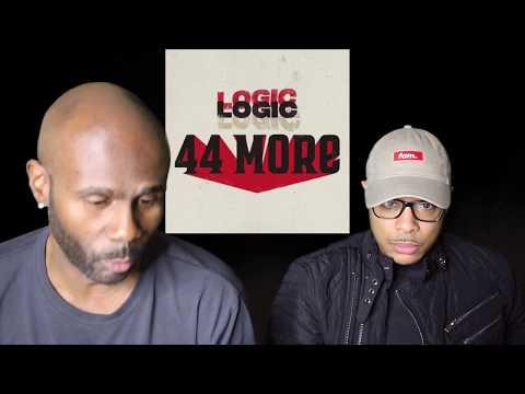Logic - 44 More (REACTION!!!)