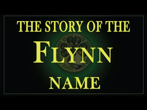 The story of the name Flynn