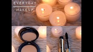 My Everyday Makeup Essentials Thumbnail
