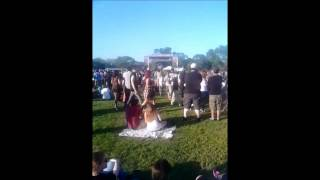 Gaslight Anthem - Sliver (Nirvana Cover) Live at Riot Fest Chicago 2012