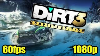 Dirt 3 Complete Edition Gameplay - Best Racing Simulation Rally Sports Game 1080p 60fps