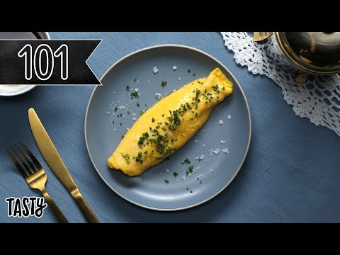 The Best Homemade Omelets You'll Ever Eat • Tasty